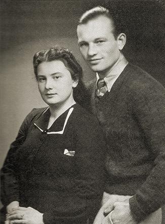 Roman i Krystyna Żuk - Skarszewski